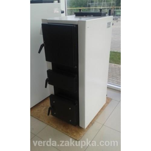 Газогенераторный котел пиролизного типа VERDA К16