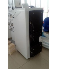 Pyrolysis gasification boiler type K16 VERDA