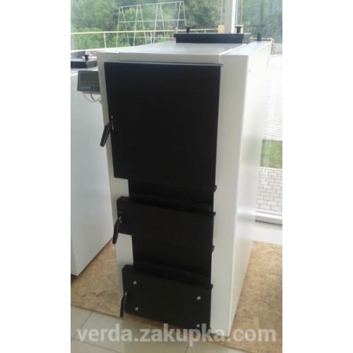 Газогенераторный котел пиролизного типа VERDA К24