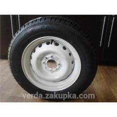 Wheels, tires, fenders